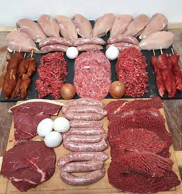 Muscle/Protein low fat meat pack