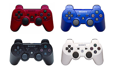 High Quality Sony Wireless Sixaxis Dualshock 3 Bluetooth PS3 controller +USB