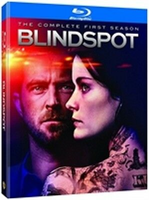 Blindspot - Stagione 1 (4 Blu-Ray Disc) - ITALIANO ORIGINALE SIGILLATO -