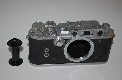 Leotax-S Vintage Japanese Rangefinder Camera Body. Service. 29198. UK Sale