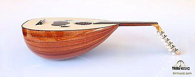 Turkish Quality Mahogany String Instrument Oud Ud AO-101G