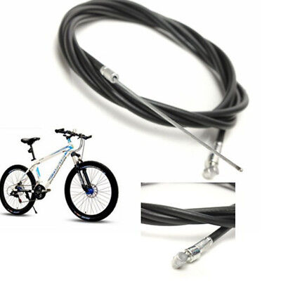 Bicycle Brake Inner Wire Cable Front Rear Road MTB BMX Mountain Bike & Housing
