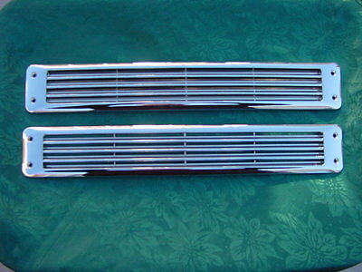 Bayliner Chrome Boat Vent Louver Trophy Grady Wellcraft Rinker Whaler More ++