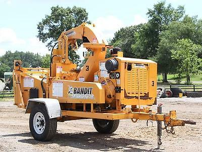 2012 Bandit 990Xp Wood Chipper- Wood Chipper- Brush Chipper- Bandit- 23 Pics