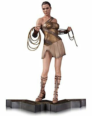 DC Collectibles Wonder Woman Training Outfit Statue Gal Gadot Marvel FREE SHIP