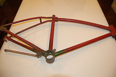 August 1969 Schwinn Sting-ray 5-Speed FASTBACK Frame & headbadge
