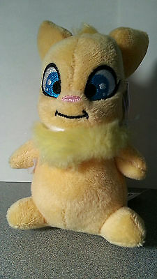 Neopet Series 5, Yellow Usul, with original tags.