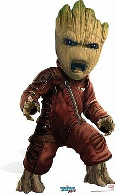 Pappaufsteller (Stand Up) Guardians of the Galaxy 2 - Baby Groot (90 cm)