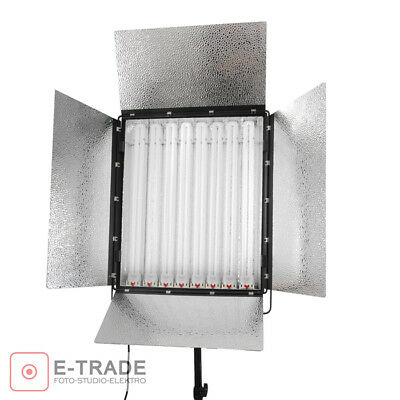 PANEL LAMP 440W Fluorescent Light - Kinoflo type - F&V + with diffuser - video