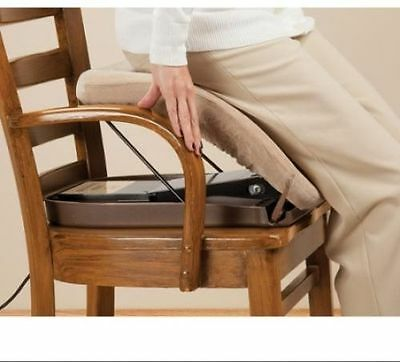 Carex Upeasy Power Seat UPEP100 Beige 300 lb Up Down or Intermediate Stop