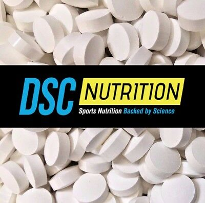 Caffeine Tablets 200mg - MAX STRENGTH - 100/200/300/400 packs: By DSC Nutrition