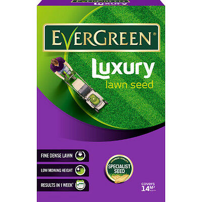 Scotts Evergreen Luxury Lawn Seed 420g rrp £9.71 OUR PRICE £6.15