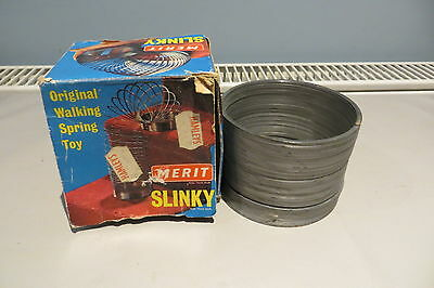 1970s MERIT SLINKY FROM HAMLEYS BOXED