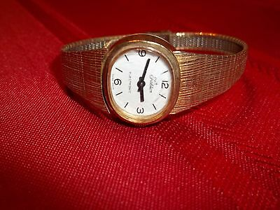 Vintage Tradition Women's Electronic Wrist Watch Swiss Made Untested Parts look!