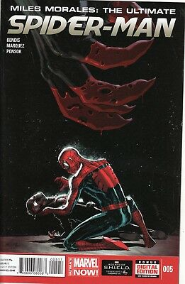 Miles Morales : The Ultimate Spider-Man 5
