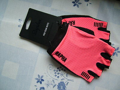 Rapha PRO TEAM PiNK MITTS GLOVES L