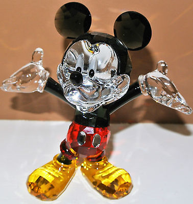 Swarovski Crystal Figurine - Disney - Mickey Mouse - 1118830