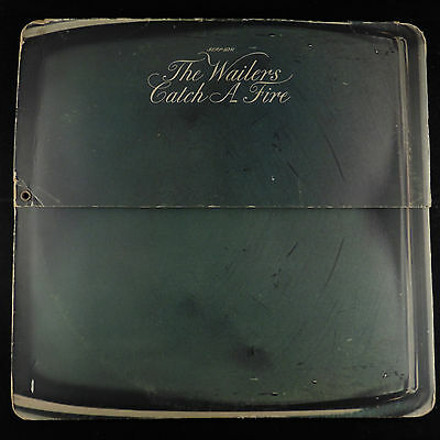 Wailers ZIPPO Cover : COVER ONLY : Original COVER ONLY : VG, bit worn.
