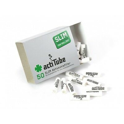 actiTube Aktivkohlefilter Slim 7mm Aktivkohle Tune filter 3 Boxen (x1500).
