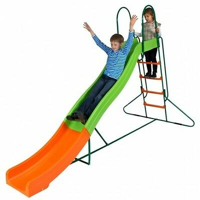10ft Wavy Slide And Climbing Best Outdoor Toys And Activities For Kids