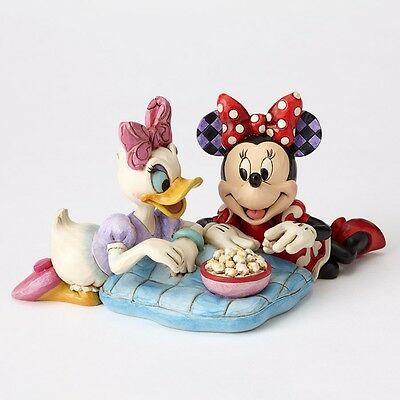 Minnie Mouse and Daisy Jim Shore DISNEY TRADITIONS Figurine NEW 4054282