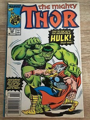The Mighty Thor Vol 1 #385