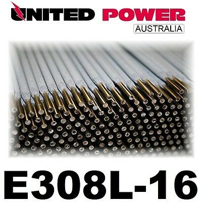 2kg X 2.5mm X 300mm E308L-16 Stainless Steel Electrode  ARC Welding Rod Welder