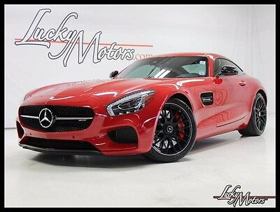 2017 Mercedes-Benz A-Class  2017 Mercedes AMG GT S 1800 Miles Dynamic Plus Excl Inter Burmester $147k Msrp