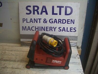 HILTI DC-SE20 110 VOLT WALL CHASER 125mm BLADES VAT INCLUDED PRICE SRA2