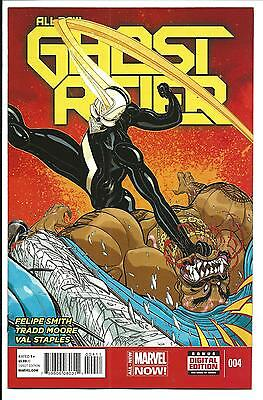 All-New Ghost Rider # 4 (Aug 2014), Nm New
