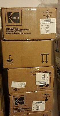 8 boxes of Kodak Professional ML 500 Glossy Kit 888 8224 and 3 rolls of paper