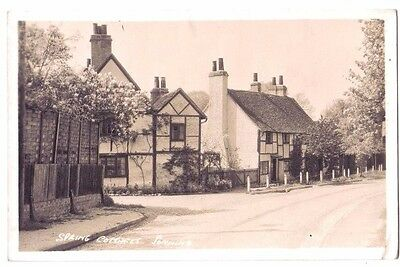 Sonning SPRING COTTAGES Reading OLD NORMAN GREVILLE MARLOW RP PHOTO POSTCARD