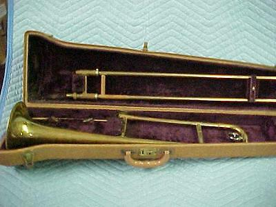 Vintage Olds Ambassador Trombone, Very Good Playing Condition