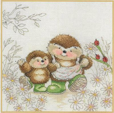 country companions cross stitch chart - only