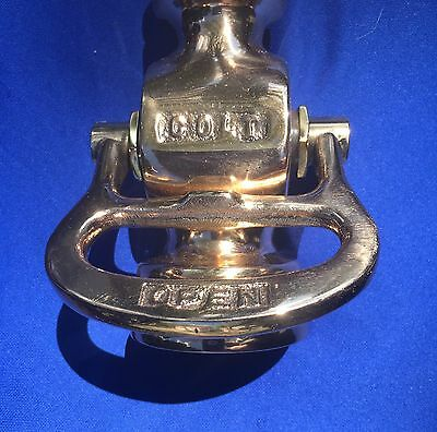 Excellent COLT Fire Nozzle Highly Polished and Lacquered SEE THE PHOTOS !
