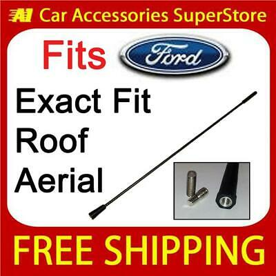 Ford Transit Replacement Car Radio Aerial Arial Whip Mast Antenna For Roof