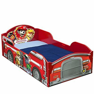 Delta Children Wood Toddler Bed, Nick Jr. PAW Patrol. Free Shipping