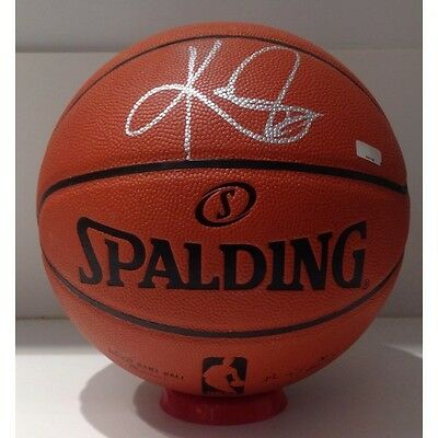 Kyrie Irving Hand Signed Panini Authentic Basketball Nba Cleveland Cavaliers