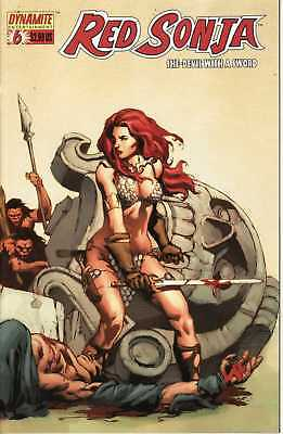 Red Sonja 6 (Vol. 1) Cover A