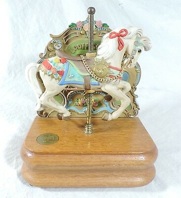 The American Carousel by Tobin Fraley 5th Edition Signed Ltd Ed 4500 Music Box
