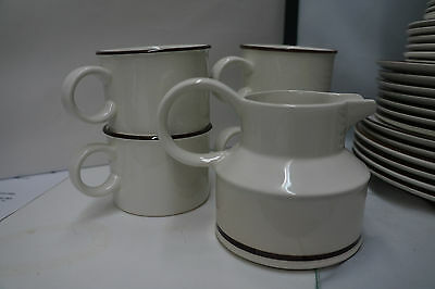 Wedgwood Midwinter (MDW23) Dinner Set lot of 38 Pieces