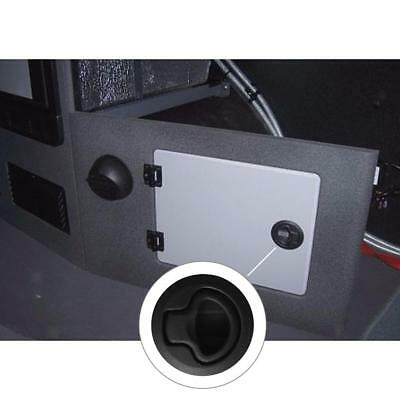 Accessory For RV Marine Boat Deck Hatch Door Replace Round Pull Slam Latch
