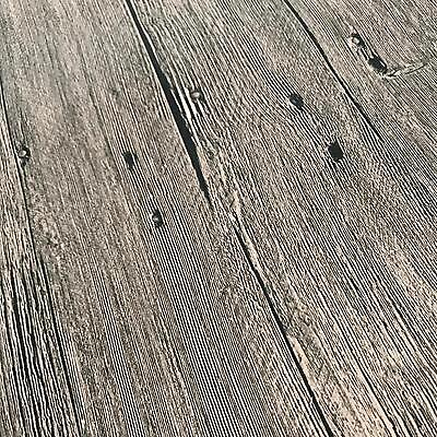 Realistic Wood Optic Panelling Timber Plank Wood Panel Stripe Wallpaper 10M Roll