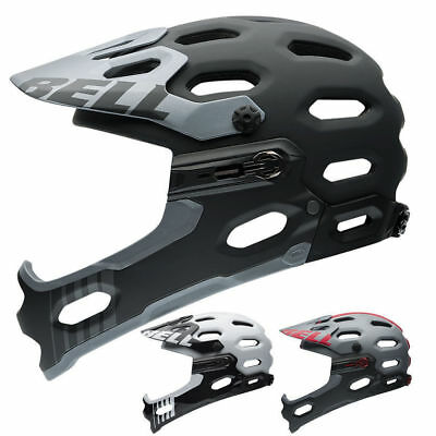 Bell Super 2R Full Face Downhill Cycling Bike Helmet