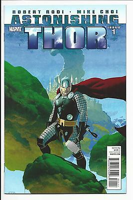 Astonishing Thor # 1 (Jan 2011), Nm