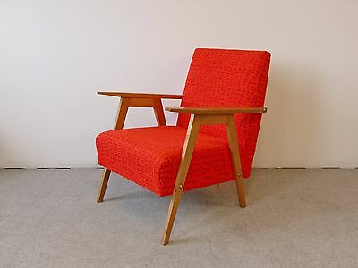 Vintage Retro MidCentury Danish Style Chair Armchair