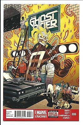 All-New Ghost Rider # 6 (Oct 2014), Nm New
