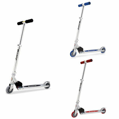 Razor A Kick Scooter Kids/Children 2 Wheel Adjustable Push Ride On Toy