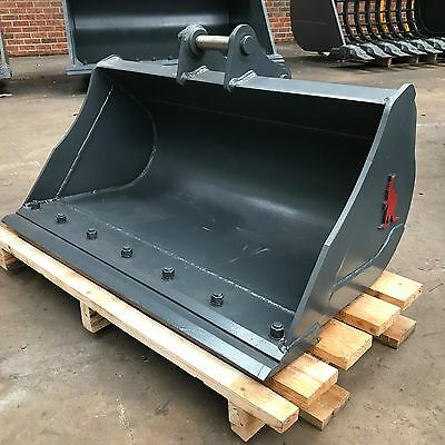 Mud / Batter Bucket 1000mm wide suit 2 ton Ecxavator