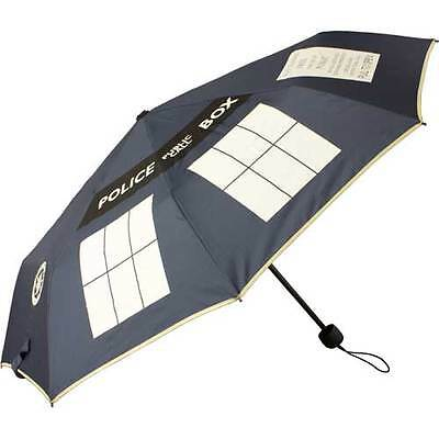 Doctor Who - TARDIS Umbrella NEW